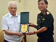 Vietnam impulsa cooperación en defensa con Rusia y Laos