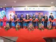 Inauguran Exposición Internacional de Salud y Farmacia en Vietnam