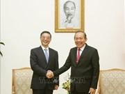 Tribunales supremos de Vietnam y China buscan fomentar cooperación
