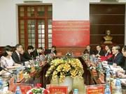 Sectores judiciales de Vietnam y China robustecen colaboración