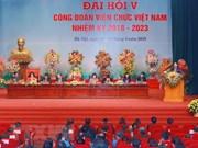 Centenares de delegados participarán en el XII Congreso de Sindicatos de Vietnam