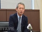Funcionario japonés confía en perspectivas de cooperación con Vietnam