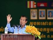 Rey camboyano nombra a asesores y asistentes para Premier