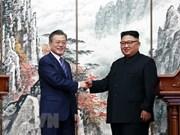 Vietnam saluda los resultados de la cumbre intercoreana