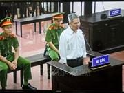 Condenan a prisión a residente en provincia vietnamita de Hoa Binh por acciones opositoras