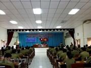 Abren curso de idioma vietnamita para funcionarios y jóvenes laosianos