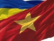 Instituyen Centro de Cooperación en Cultura y Estudio Ucrania- Vietnam