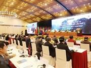 Efecfúan en Hanoi segundo plenario del XIV Asamblea de ASOSAI