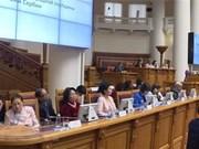 Vicepresidenta de Vietnam cumple amplia agenda en marco de Foro Euroasiático de Mujeres