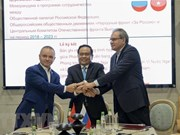 Frente de la Patria de Vietnam colabora con organizaciones sociales rusas
