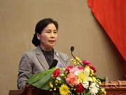 Auditoría Estatal de Laos aprecia experiencias de su similar vietnamita