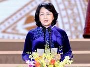 Dang Thi Ngoc Thinh asume presidencia interina de Vietnam