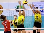 Vietnam se ubica en quinto lugar en VI Copa de Confederación Asiática de Voleibol