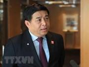 Ministro vietnamita subraya importancia de reestructuración económica