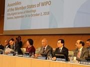 WIPO guarda minuto de silencio por fallecimiento de presidente de Vietnam Tran Dai Quang