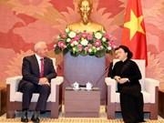 Vietnam valora los lazos tradicionales con Belarús, afirma presidenta parlamentaria