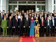 El presidente vietnamita Tran Dai Quang sentía especial afecto por su tierra natal Ninh Binh