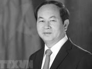 Partido Comunista de Australia traslada sus condolencias a Vietnam por fallecimiento de Presidente
