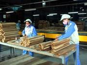 Exportaciones silvícolas en Vietnam en alza en primeros nueve meses del año