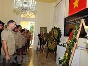 Presidente Tran Dai Quang, un entrañable amigo de Cuba