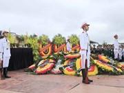 Presidente de Vietnam ya reposa en la provincia de Ninh Binh, su tierra natal