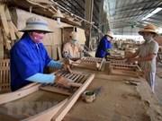 Productos madereros de Vietnam presentes en más de 100 mercados extranjeros