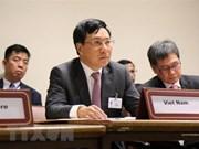 Sesiona conferencia de cancilleres ASEAN-GCC en Nueva York