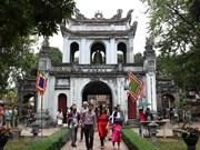 Vietnam recibe más de 11,6 millones de turistas foráneos en los primeros nueve meses de 2018