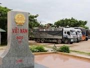 Vietnam y Laos impulsan cooperación comercial en áreas fronterizas