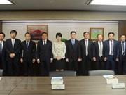 Alto funcionario del Partido Comunista de Vietnam realiza visita de trabajo a Japón