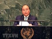 Vietnam atesora lazos con la ONU, afirma premier Xuan Phuc