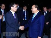 Premier de Vietnam llega a Hanoi tras concluir su participación en debate de ONU