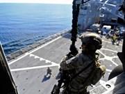 Filipinas y Estados Unidos intensificarán actividades militares conjuntas en 2019