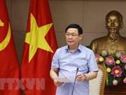 Vicepremier de Vietnam destaca  estabilidad de la economía nacional