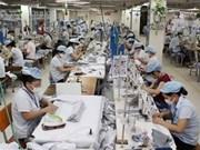 Producción de confecciones  y calzado  de Ciudad Ho Chi Minh muestra señales positivas