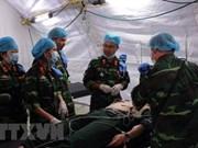 Vietnam envía hoy su primer hospital de campaña a misiones de paz en Sudán del Sur