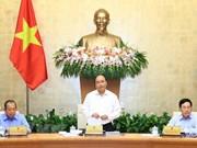 Gobierno de Vietnam decidido a sobrecumplir objetivo de crecimiento económico anual
