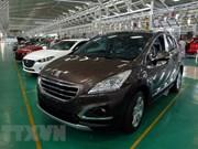 Vietnam importó más de 14 mil coches a través de puertos de Ciudad Ho Chi Minh