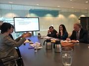 Vietnam estudia experiencias de Países Bajos en desarrollo de las comunicaciones