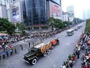 Comunidad internacional manifiesta solidaridad con Vietnam por el fallecimiento de presidente Tran Dai Quang