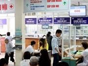 Casi 85 por ciento de la población de Hanoi con acceso a seguro de salud