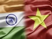Buque de armada de Vietnam visita la India por primera vez