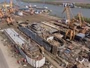 Fábrica de construcción naval de Rumania contrata trabajadores vietnamitas