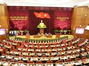 Comité Central del Partido Comunista de Vietnam concluye primera jornada de su octavo pleno