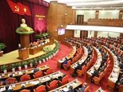 Partido Comunista de Vietnam debate objetivos socioeconómicos en su octavo pleno