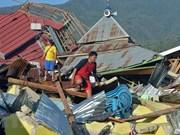 Aceleran labores de mitigación de consecuencias de desastres naturales en Indonesia