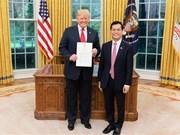 EE.UU. comprometido a respetar régimen político de Vietnam, afirma embajador de Hanoi