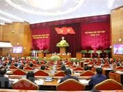 Comité Central del Partido Comunista de Vietnam analiza situación socioeconómica