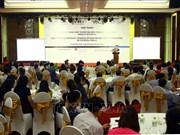 Discuten resolución de disputas comerciales en cuarta revolución industrial