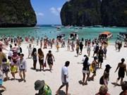 Tailandia cierra la bahía Maya para recuperar el ecosistema